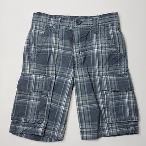 Crazy 8 Plaid Shorts Size 6